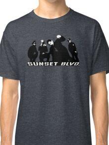 Sunset Blvd Classic T-Shirt