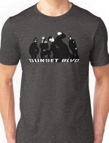 Sunset Blvd Unisex T-Shirt