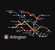 Arlington (white) by Rajiv Ramaiah