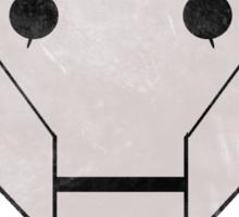 Vintage Cyberman Sticker