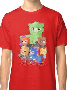 Alpacas Assemble Classic T-Shirt