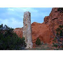 Kodachrome State Park,Utah Photographic Print
