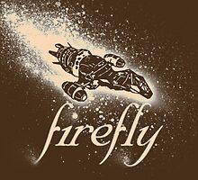 Firefly Silhouette by JSKerberDesigns