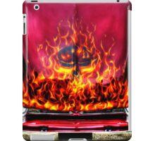 Skull of Fire iPad Case/Skin