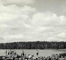 Polish Beaches by Aleks Kordal
