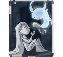 You Must Go Where I Cannot iPad Case/Skin