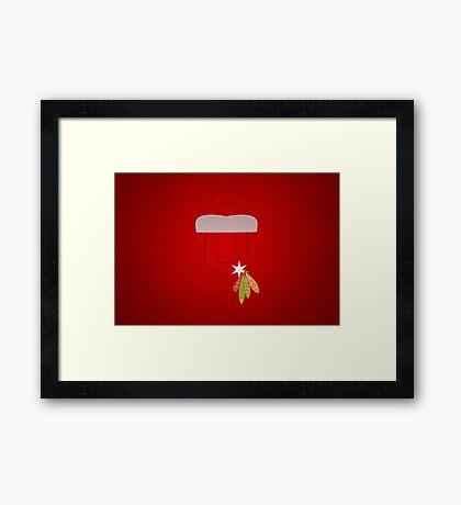 Q Framed Print
