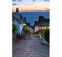 Clovelly Photographic Print