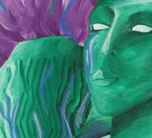 Vision by Meghan Garland Sticker