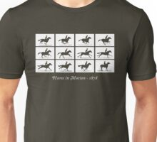 Horse in Motion Unisex T-Shirt