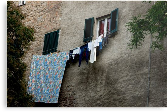Wash Day by phil decocco