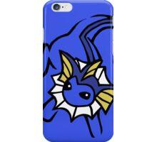 Vaporeon - Pokemon iPhone Case/Skin