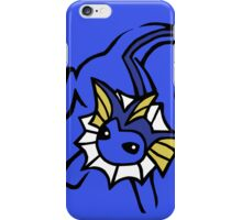 Vaporeon - Pokemon iPhone Case/Skin