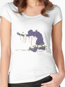Phantom Limb Pain Women's Fitted Scoop T-Shirt