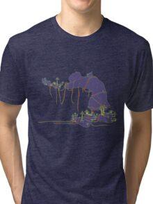 Phantom Limb Pain Tri-blend T-Shirt