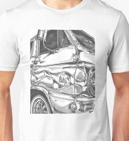 DODGE van Unisex T-Shirt