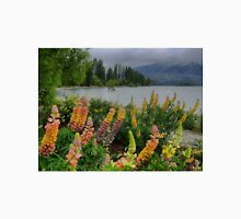 Lupin Colour at the Wanaka Tree ( 3 Classic T-Shirt