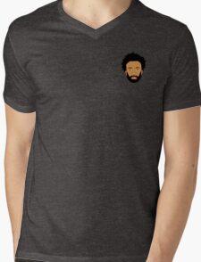 Childish Gambino / Donald Glover Vector Illustration Drawing small Mens V-Neck T-Shirt