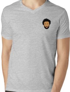 Childish Gambino / Donald Glover Vector Illustration Drawing small Mens V-Neck T-Shirt