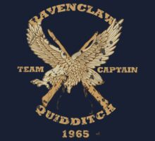 Harry Potter Ravenclaw Team Captain by krishnef