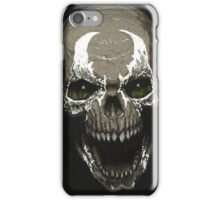 Spawn Skull iPhone Case/Skin