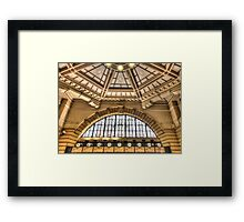 Flinders Dome Framed Print