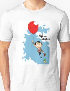 Mr. Bean in Faith Baloon T-Shirt