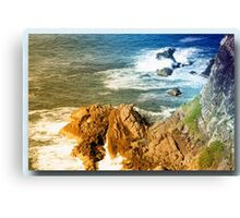 The beauty of Forster Canvas Print