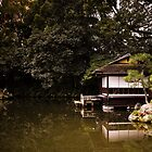 The Tea House, Kyoto by Kelly McGill