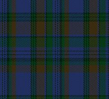 00116 Nova Scotia District Tartan Fabric Print Iphone Case by Detnecs2013