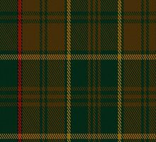 00117 Ensign of Ontario Tartan Fabric Print Iphone Case by Detnecs2013
