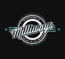 Milliways Kids Tee