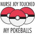 Nurse Joy Touched My Pokéballs by RetroReview
