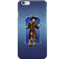The Doctor - No. 4 iPhone Case/Skin