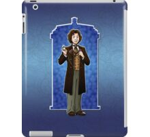 The Doctor - No. 8 iPad Case/Skin