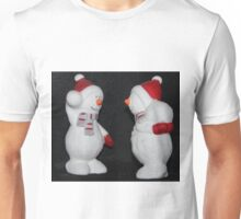 Who has the biggest ball? Unisex T-Shirt