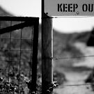 KEEP OUT! by ONE3ONE