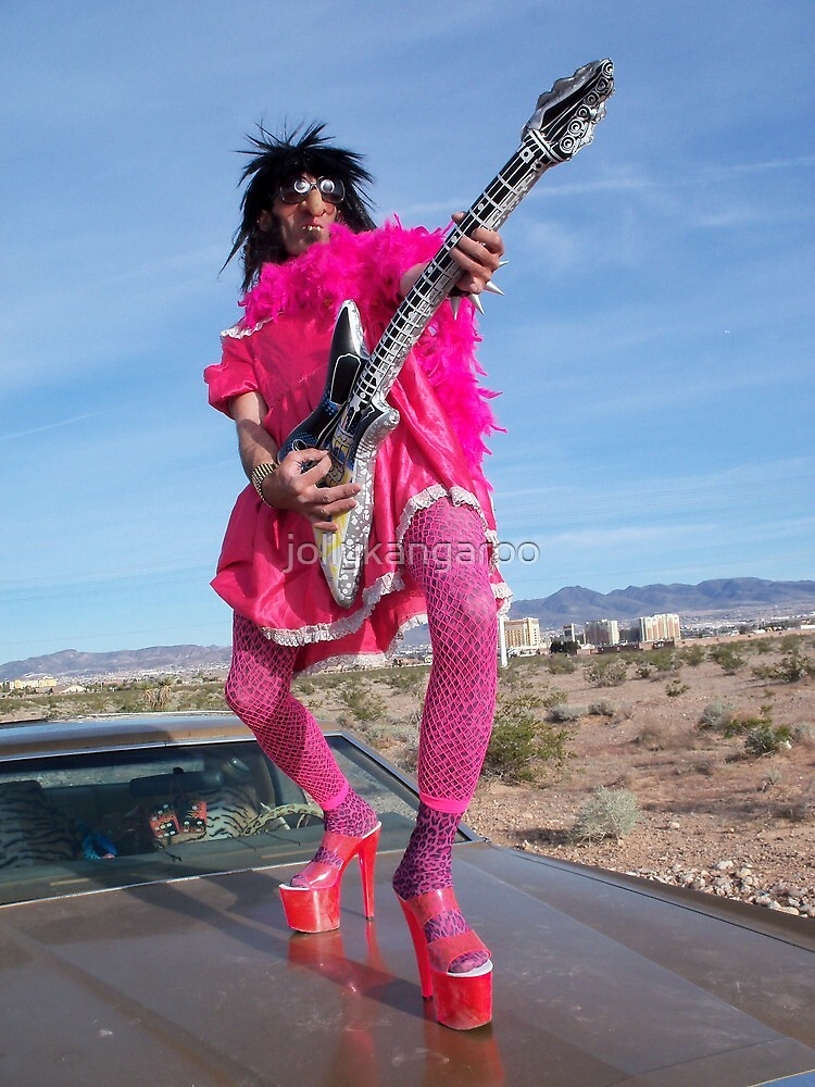 Rock Mistress by jollykangaroo