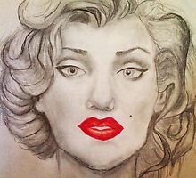 I was his Marilyn Monroe by Paula Desai-Rogers