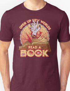 Read a Damn'd Book Unisex T-Shirt