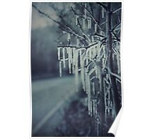 Icicles ii Poster