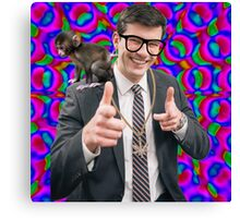 Dope Don Iveson Canvas Print