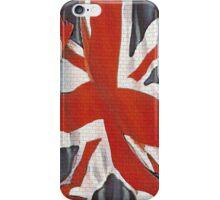 British Union Jack Flag iPhone Case iPhone Case/Skin