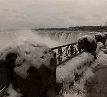 Frozen Niagara 3 © by © Hany G. Jadaa © Prince John Photography
