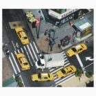 New York Taxi Cabs by kirstyfowler