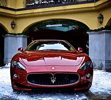 Maserati GT sport cabrio by Alessiocorner