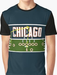 Chicago Bears Touchdown Graphic T-Shirt