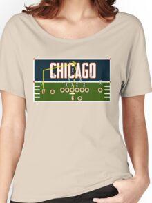 Chicago Bears Touchdown Women's Relaxed Fit T-Shirt