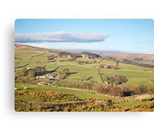 Yorkshire Dales Canvas Print