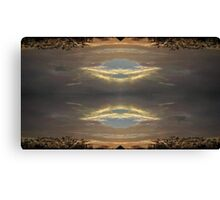 Sky Art 1 Canvas Print